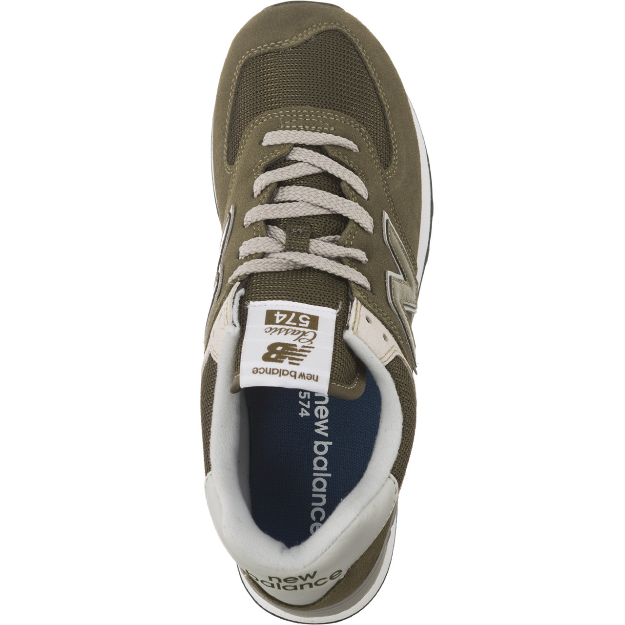 Buty New Balance  <br/><small>ML574EGO OLIVE/GREY </small>