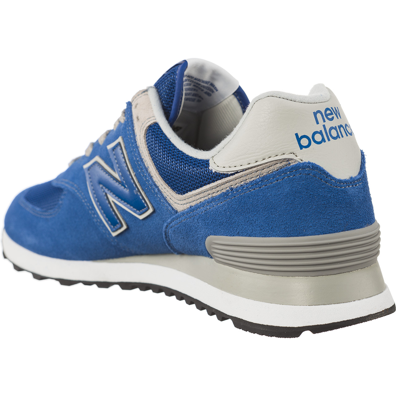 Buty New Balance  <br/><small>ML574ERB CLASSIC BLUE </small>