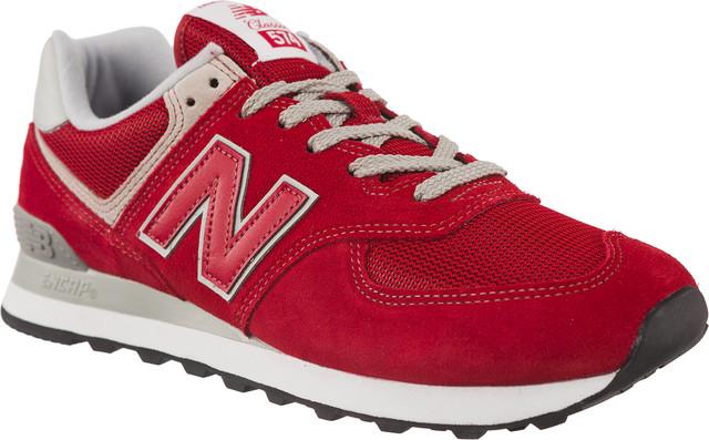 New Balance ML574ERD TEAM RED