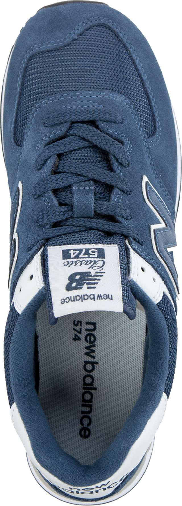 Buty New Balance  <br/><small>ML574ESM BLUE </small>
