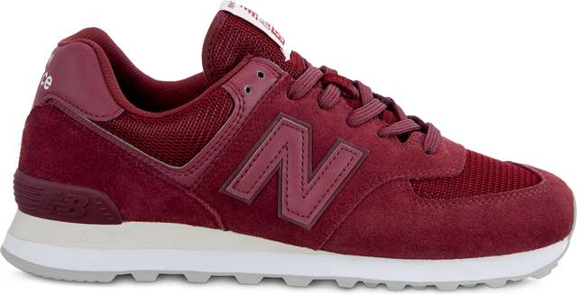 New Balance ML574ETD BURGUNDY