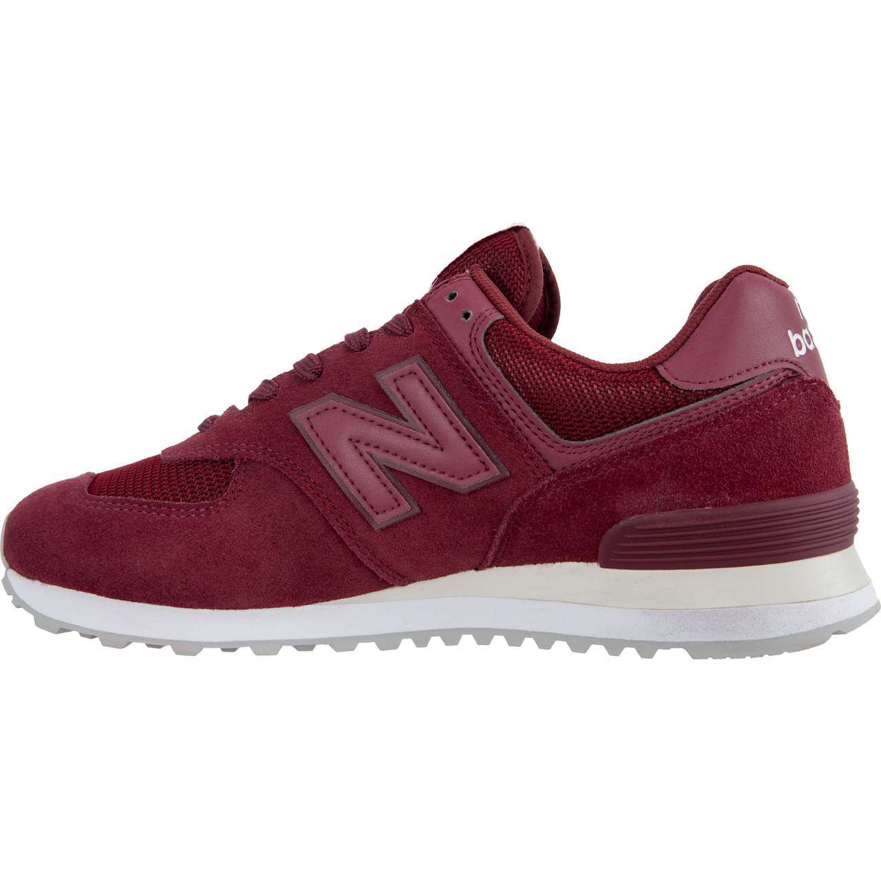 Buty New Balance  <br/><small>ML574ETD BURGUNDY </small>