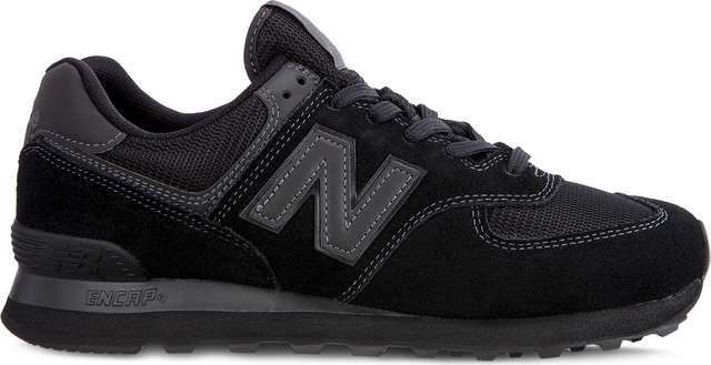 Buty New Balance  <br/><small>ML574ETE BLACKOUT </small>