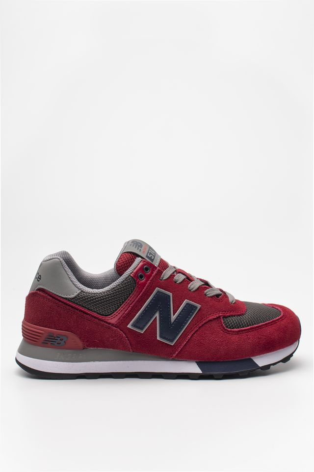 New Balance ML574FNB RED