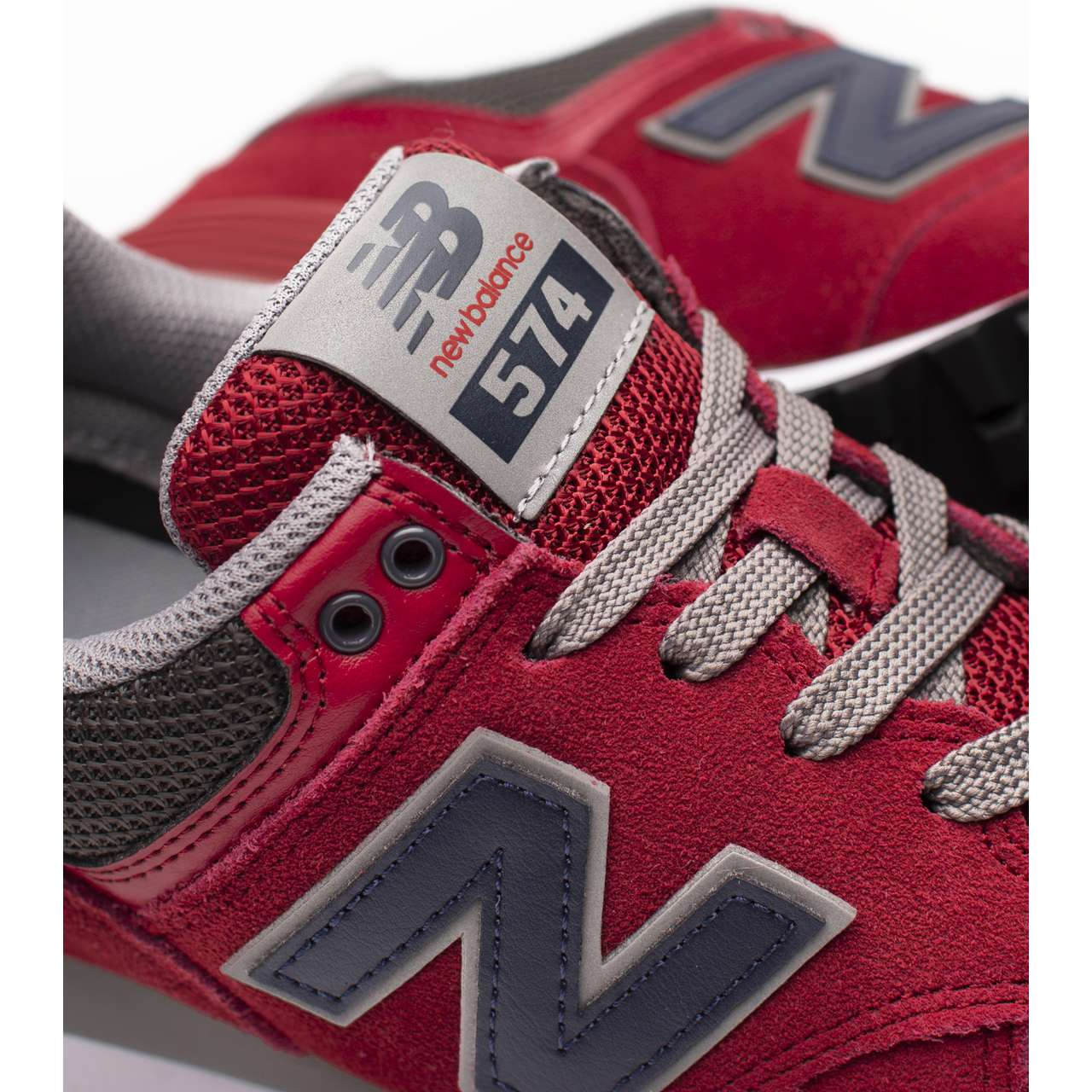 Buty New Balance  <br/><small>ML574FNB RED </small>