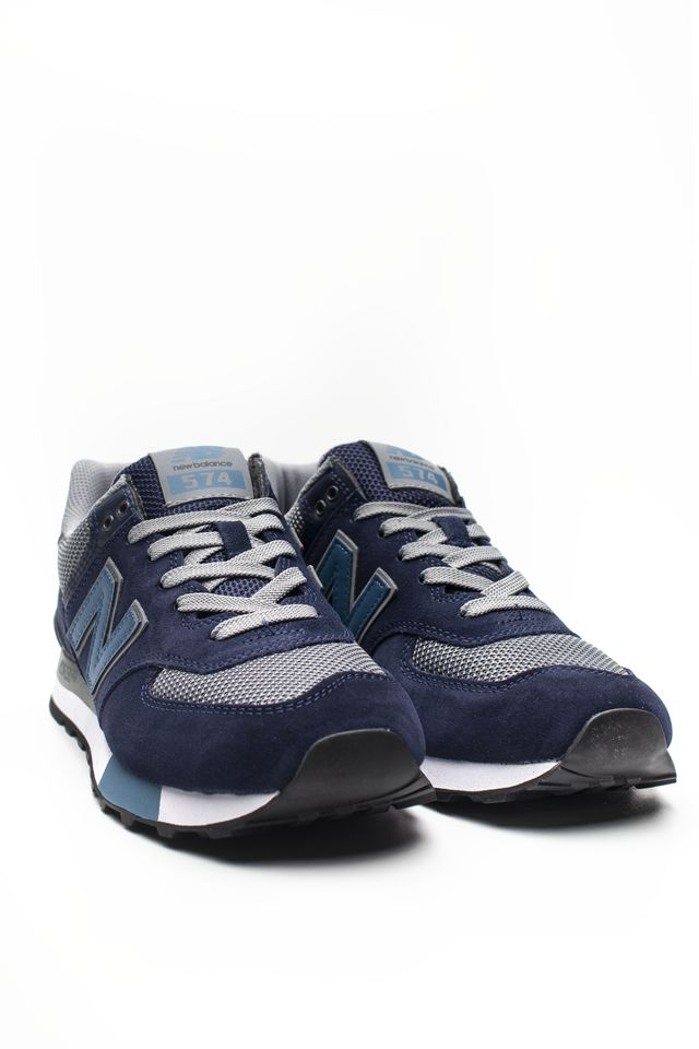 Buty New Balance  <br/><small>ML574FND PIGMENT WITH GUNMETAL </small>
