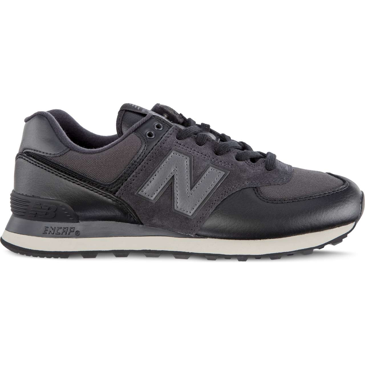 Buty New Balance  <br/><small>ML574LHF BLACK </small>