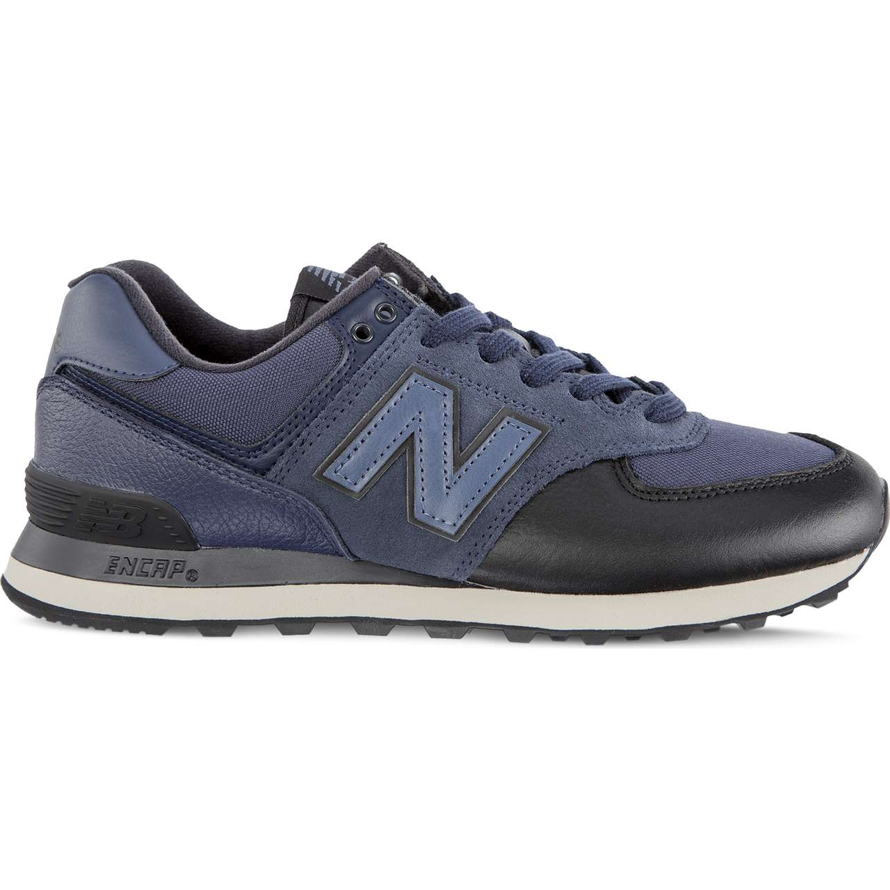 Buty New Balance  <br/><small>ML574LHG NAVY/BLACK </small>