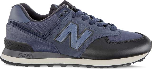 New Balance ML574LHG NAVY/BLACK