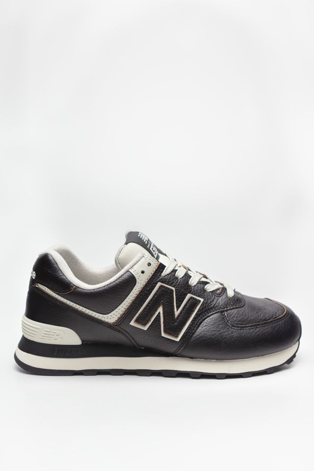 New Balance ML574LPK DARK BROWN