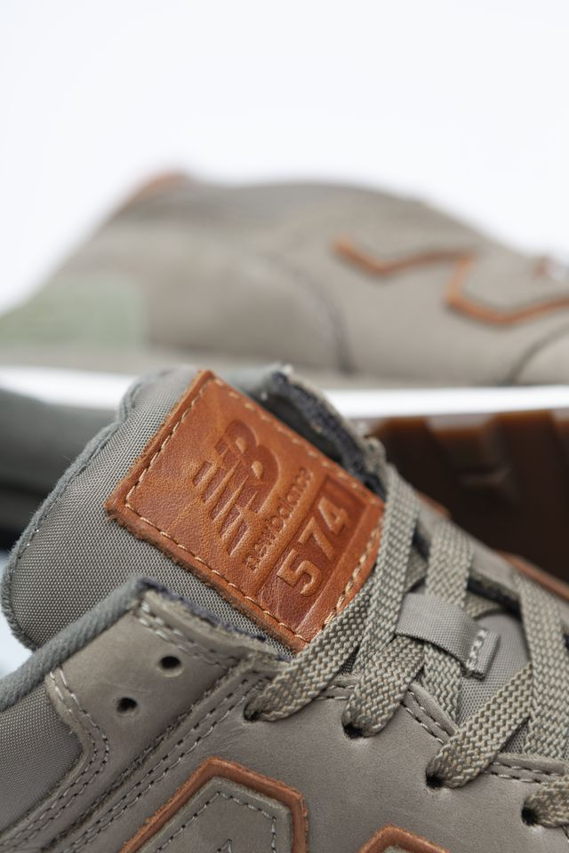 Buty New Balance  <br/><small>ML574NBF OLIVE </small>