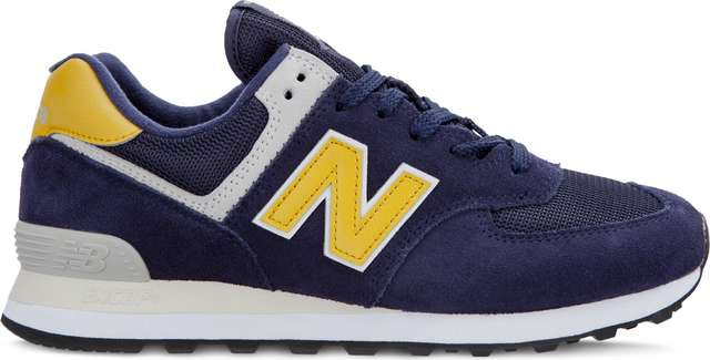 New Balance ML574SMB PIGMENT WITH BRASS