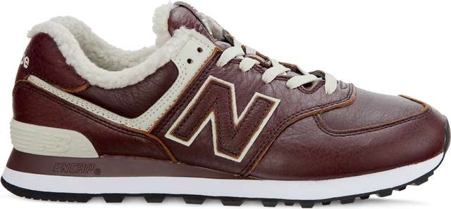 Buty New Balance  <br/><small>ML574WND BROWN </small>