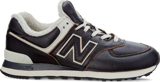 New Balance ML574WNE DARK BROWN