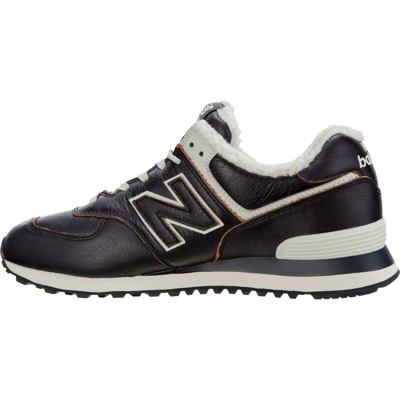 Buty New Balance  <br/><small>ML574WNE DARK BROWN </small>
