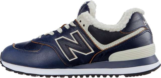 Buty New Balance  <br/><small>ML574WNF BLUE </small>