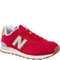 Buty New Balance ML574YLA TEAM RED WITH OVERCAST