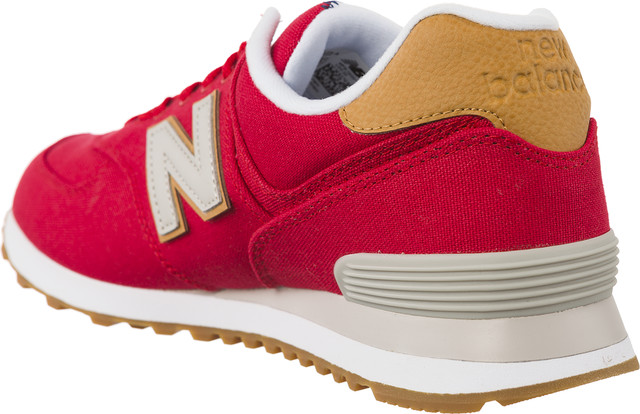 Buty New Balance ML574YLA TEAM RED WITH OVERCAST eastend.pl