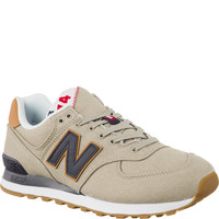 Buty New Balance ML574YLB STONE GREY WITH PIGMENT