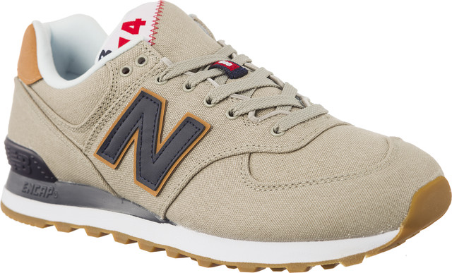 New Balance ML574YLB STONE GREY WITH PIGMENT