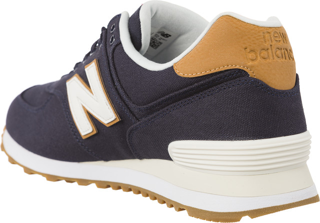 Buty New Balance  <br/><small>ML574YLC PIGMENT WITH NIMBUS CLOUD </small>