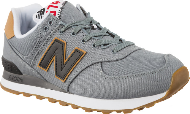 New Balance ML574YLD SLATE WITH BLACK