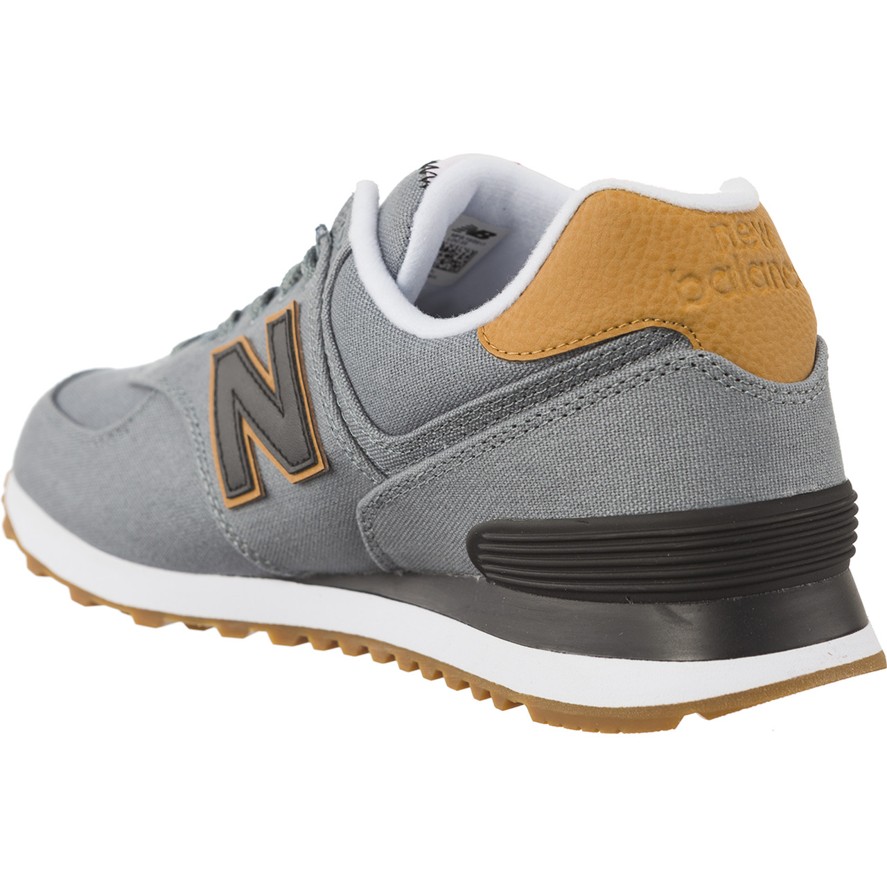 Buty New Balance  <br/><small>ML574YLD SLATE WITH BLACK </small>