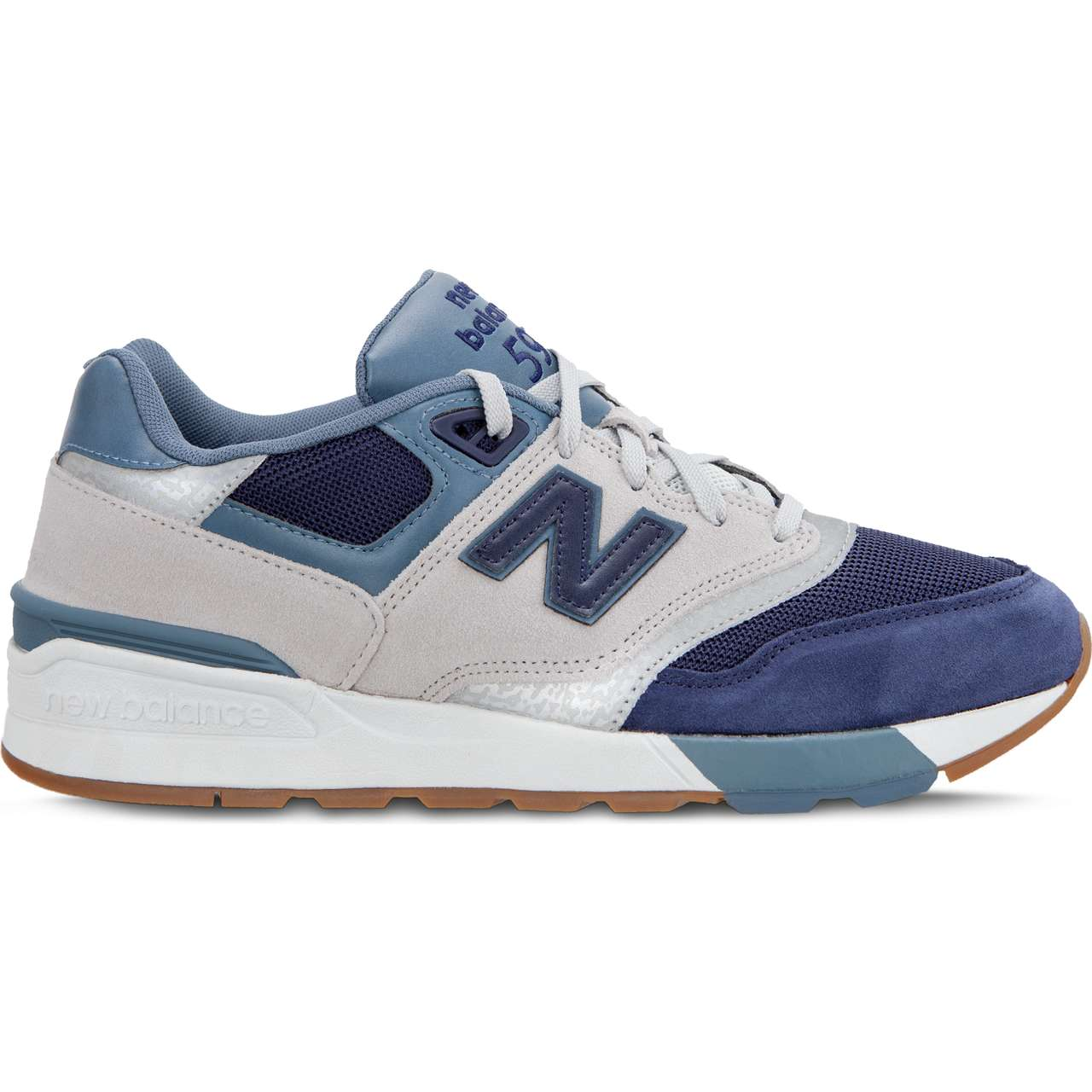 Buty New Balance  <br/><small>ML597NGT SILVER </small>