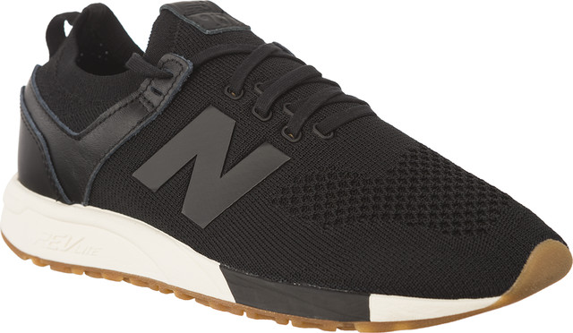 New Balance MRL247DB BLACK/WHITE/GUM