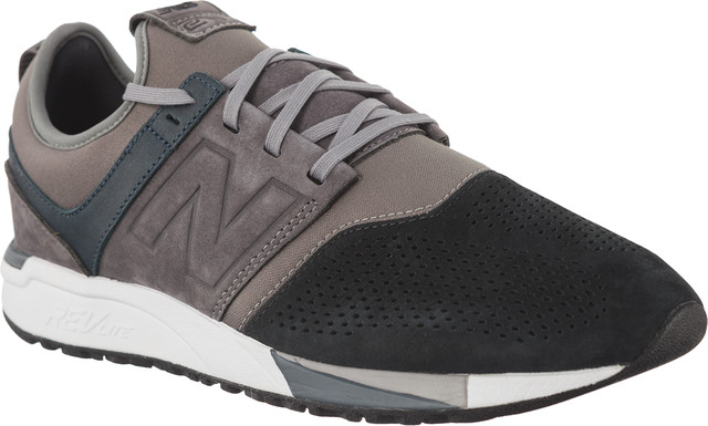 New Balance MRL247N4 GREY WITH NAVY