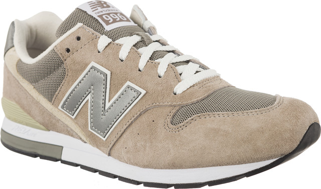 New Balance MRL996AG GREY WITH HEATHER GREY & CREAM