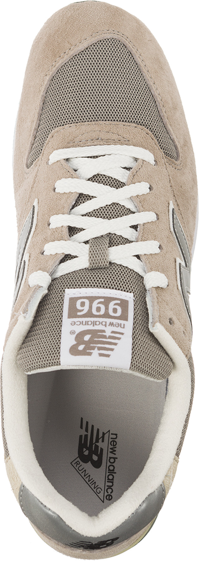 Buty New Balance  <br/><small>MRL996AG GREY WITH HEATHER GREY & CREAM </small>