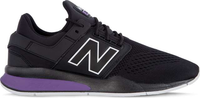 New Balance MS247TO TRITIUM PACK BLACK WITH FADED VIOLET