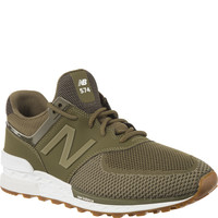 Buty New Balance MS574EMO TRIUMPH GREEN WITH COVERT