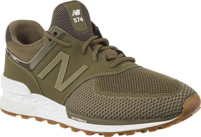 Buty New Balance  <br/><small>MS574EMO TRIUMPH GREEN WITH COVERT </small>