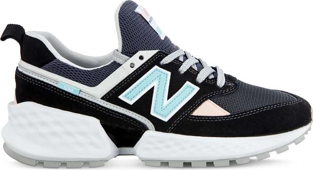 New Balance MS574GNB SPORT BLACK WITH WHITE