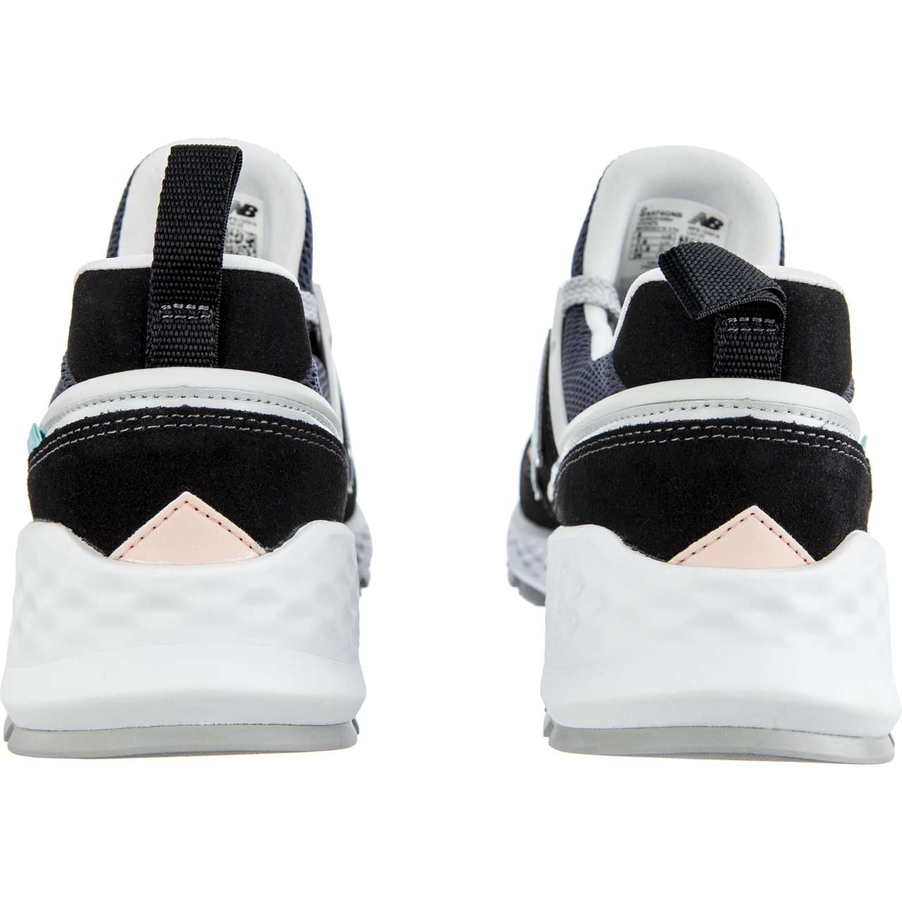 Buty New Balance  <br/><small>MS574GNB SPORT BLACK WITH WHITE </small>