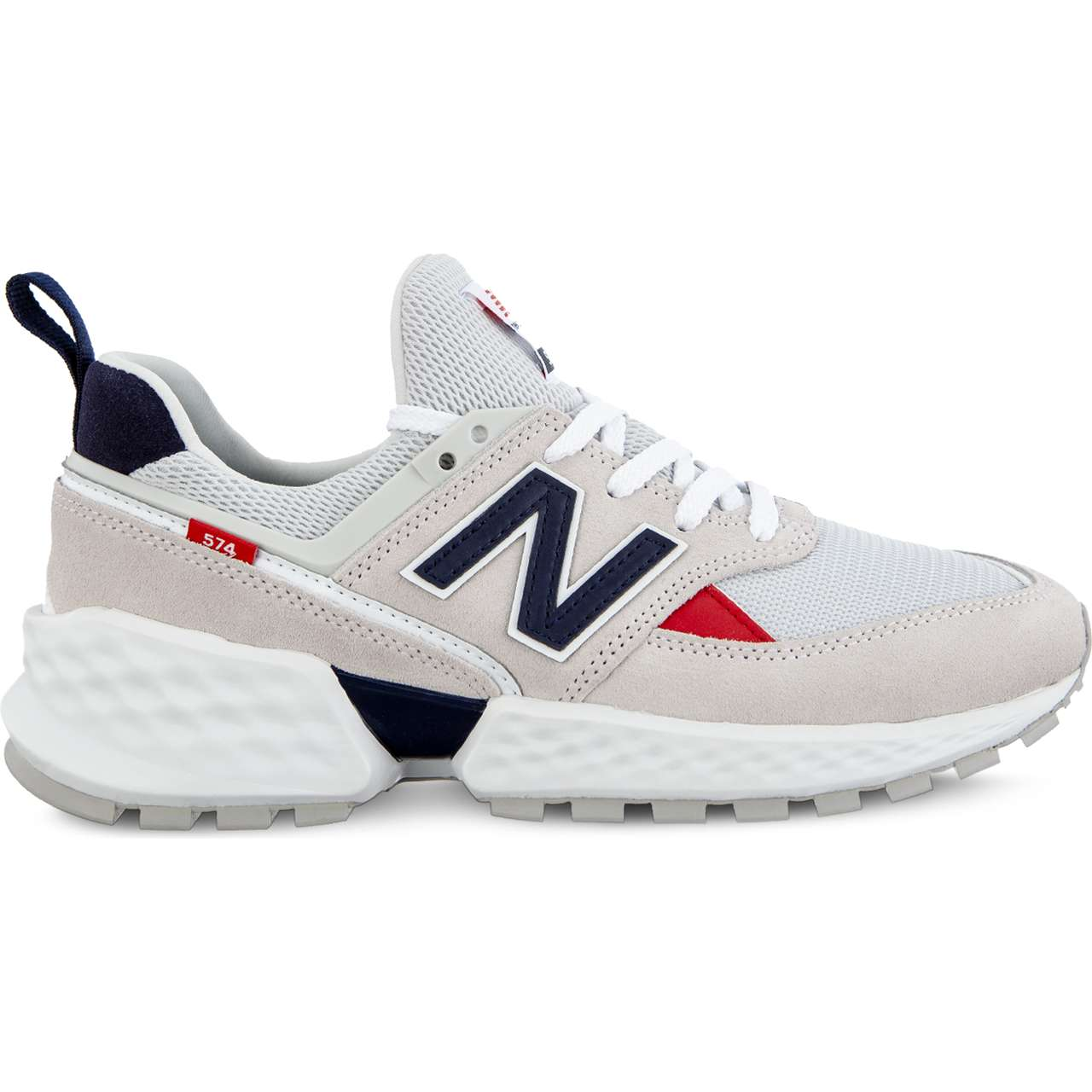 Buty New Balance  <br/><small>MS574GNC SPORT NIMBUS CLOUD WITH WHITE </small>
