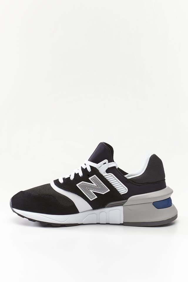 Buty New Balance  <br/><small>MS997HGA BLACK WITH WHITE </small>