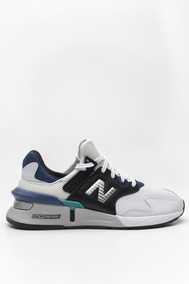 New Balance MS997JCD WHITE WITH MOROCCAN TILE