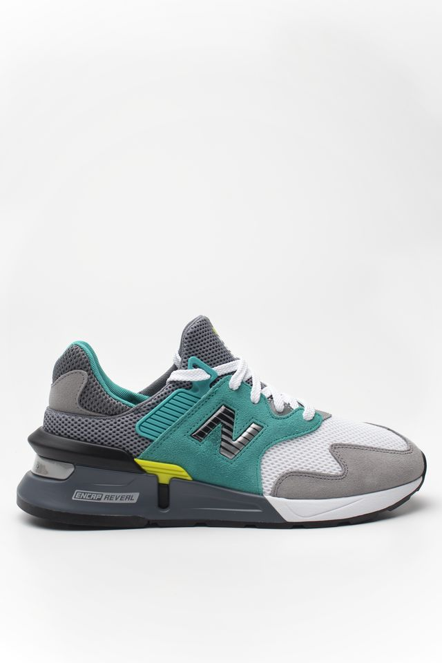 New Balance MS997JCG GREY WITH GREEN