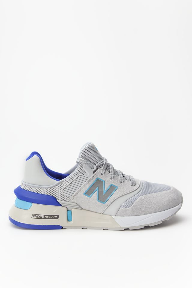 New Balance MS997RA GREY WITH SILVER