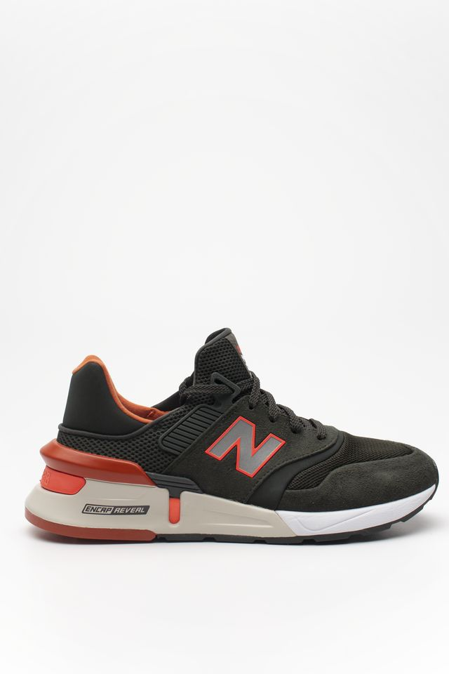 New Balance MS997RC DARK GREEN