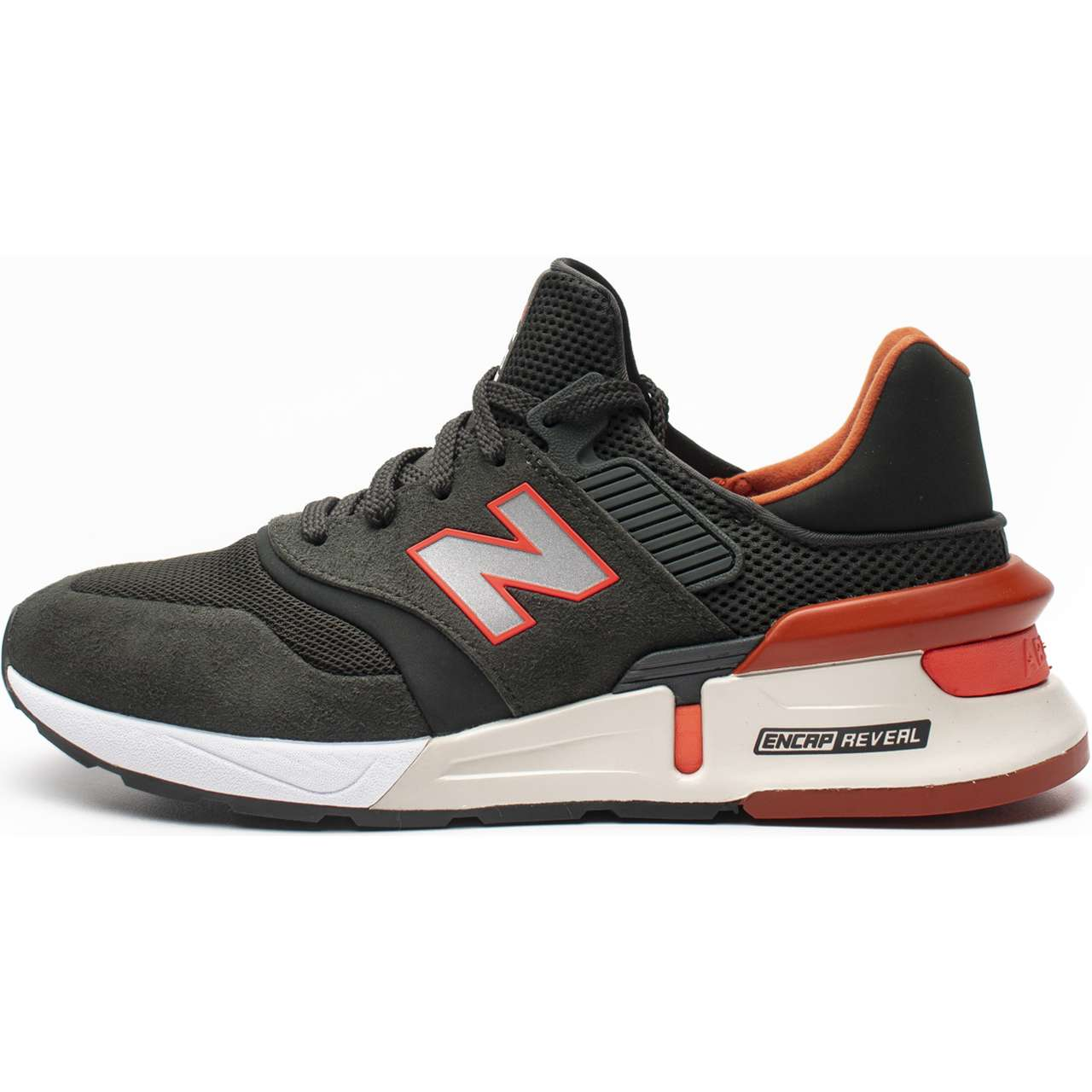 Buty New Balance  <br/><small>MS997RC DARK GREEN </small>