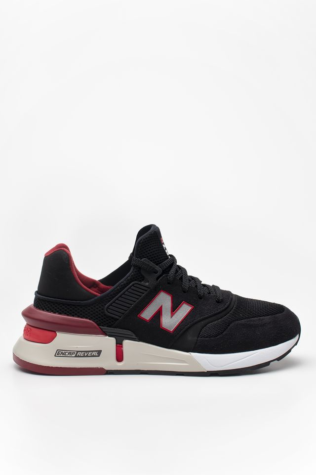 Buty New Balance  <br/><small>MS997RD BLACK </small>