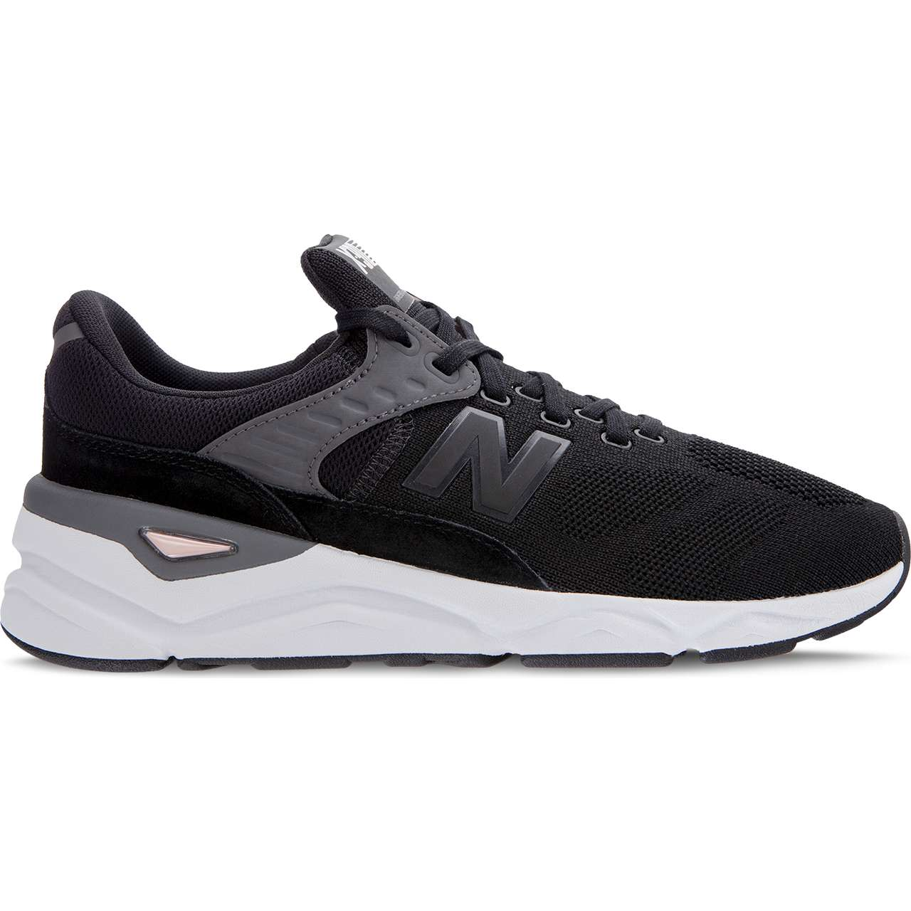 Buty New Balance  <br/><small>MSX90HTC BLACK WITH HIMALAYAN PINK </small>