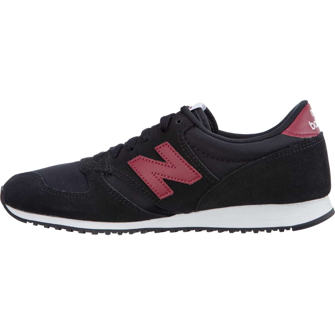 Buty New Balance  <br/><small>U420BLK BLACK </small>