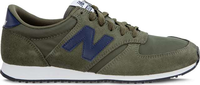 New Balance U420JDE COVERT GREEN/PIGMENT JADE