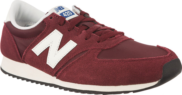 New Balance U420RDW DARK RED