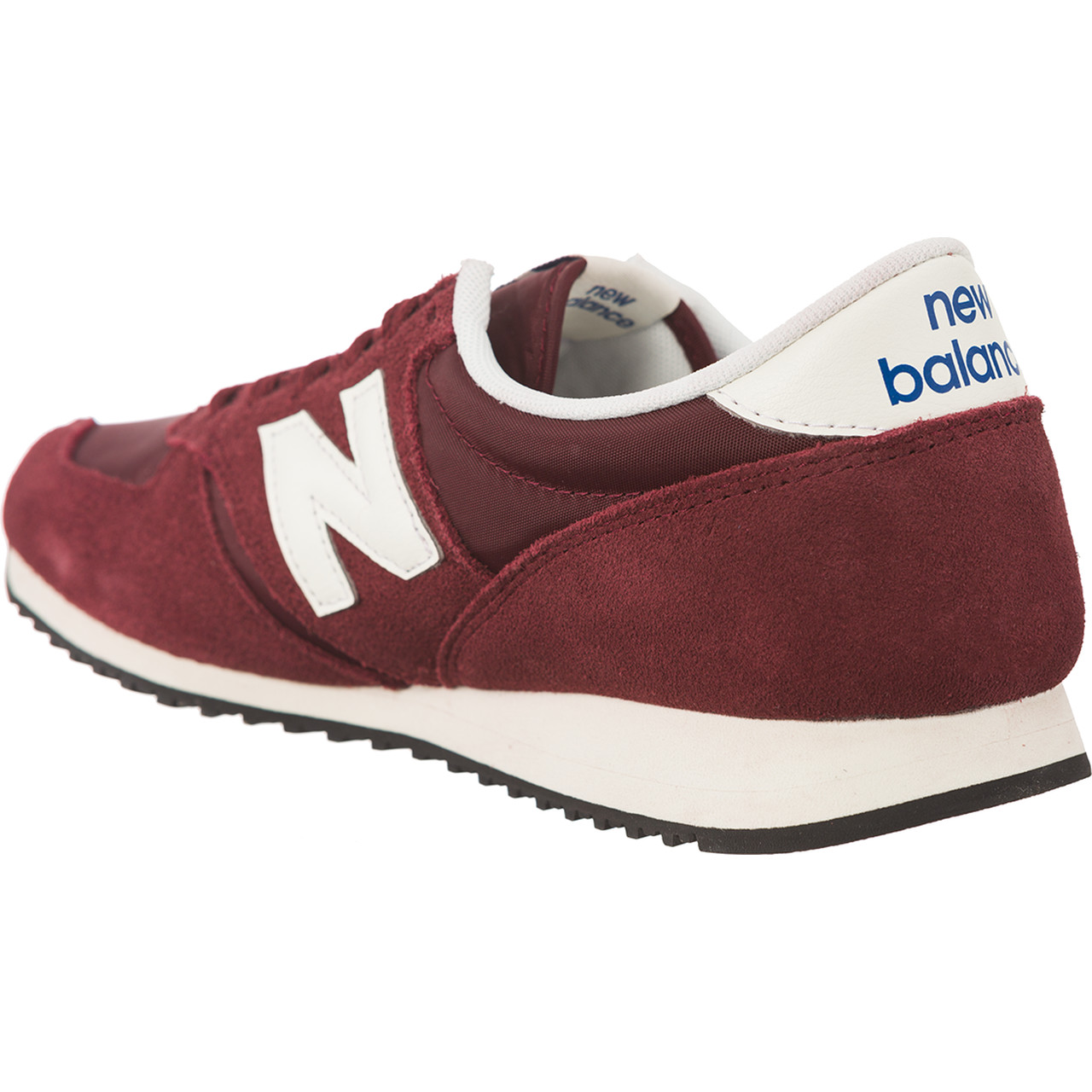 Buty New Balance  <br/><small>U420RDW DARK RED </small>